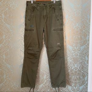 Madness Breeds Madness Streetwear Army Cargo Pants